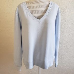A new day V-Neck Luxe Pullover Sweater
